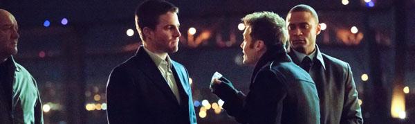 Arrow primera temporada critica