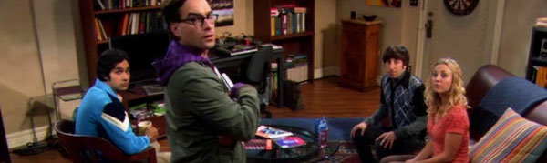The Big Bang Theory intervencin