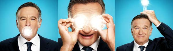 the crazy ones Robin Williams