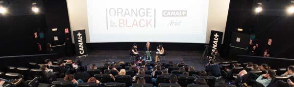 piper kerman orange is the new black canal+ enrique cidoncha