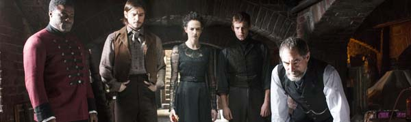 penny dreadful showtime serie