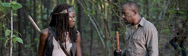 The Walking Dead review 6x01 first time again