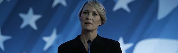 House of Cards cuarta temporada claire vicepresidenta