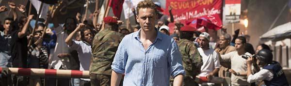 Tom Hiddleston el infiltrado